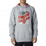 Толстовка FOX HOME BOUND PULLOVER FLEECE [HTR GRY]