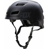 Вело шлем FOX Transition Hard Shell Helmet черный мат