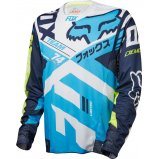 Вело джерси FOX DEMO LS JERSEY [NVY]