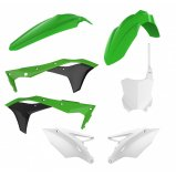 Пластик Polisport MX Complete Kit for Kawasaki KX [Green OEM]