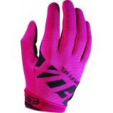 Вело перчатки FOX WOMENS RIPLEY GEL GLOVE [BLK/PNK]
