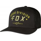 Кепка FOX SPEED DIVISION FLEXFIT [BLK]