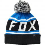 Шапка FOX THROWBACK BEANIE [BLK/BLU]