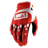 Мото перчатки Ride 100% AIRMATIC Glove Red/White