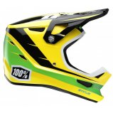 Вело шлем Ride 100% STATUS DH/BMX Helmet - D-Day Yellow