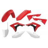 Пластик Polisport MX Complete kit for Honda CRF-R [Red OEM]