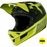 Вело шлем FOX RAMPAGE PRO CARBON PREEST [YELLOW/BLACK]