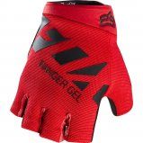 Вело перчатки FOX RANGER GEL SHORT GLOVE [BRT RED]
