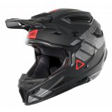 Мотошлем LEATT Helmet GPX 4.5 V24 Blk/Brushed ECE