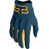 Мото перчатки FOX Bomber LT Glove [NAVY YELLOW]