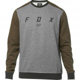 Кофта FOX DESTRAKT CREW FLEECE [HTR GRAPH]