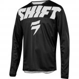 Мото джерси SHIFT WHIT3 YORK JERSEY [BLK]