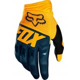 Мото перчатки FOX DIRTPAW RACE GLOVE [NVY/YLW]