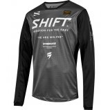 Мото джерси SHIFT WHIT3 MUSE JERSEY [SMOKE]