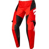 Детские мото штаны SHIFT YOUTH WHIT3 YORK PANT [RED]