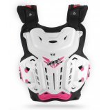 Мотозащита тела LEATT Chest Protector 4.5 Jacki [White/Pink]