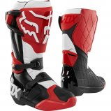 Мотоботы FOX COMP R BOOT [RED BLACK]