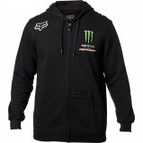 Толстовка FOX MONSTER PC ZIP FLEECE [BLACK]