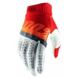 Мото перчатки Ride 100% RIDEFIT Glove [Red/Orange/Blue]
