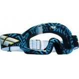 Мото очки FLY ZONE GOGGLE [BLUE/CLEAR]