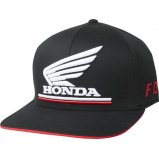 Кепка FOX HONDA FLEXFIT HAT [BLACK]