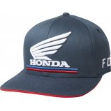 Кепка FOX HONDA FLEXFIT HAT [NAVY]