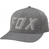 Кепка FOX BARRED FLEXFIT HAT [GREY]
