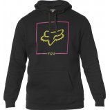 Толстовка FOX CHAPPED PULLOVER FLEECE [BLACK YELLOW]