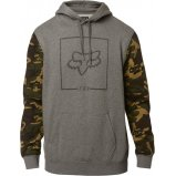 Толстовка FOX CHAPPED CAMO PULLOVER FLEECE [HTR GRAPH]