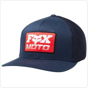 Кепка FOX CHARGER FLEXFIT HAT [MIDNIGHT]