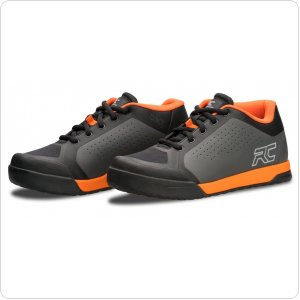 Вело обувь Ride Concepts Powerline Men's [Charcoal/Orange]