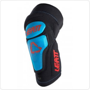 Наколенники LEATT Knee Guard 3DF 6.0 [Fuel/Black]