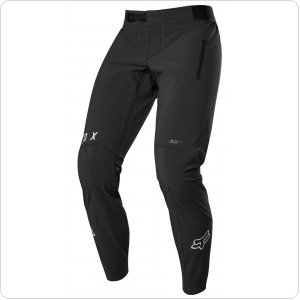 Зимние вело штаны FOX FLEXAIR PRO FIRE ALPHA PANT [Black]