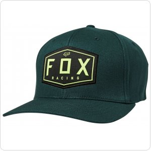 Кепка FOX CREST FLEXFIT HAT [Emerald]