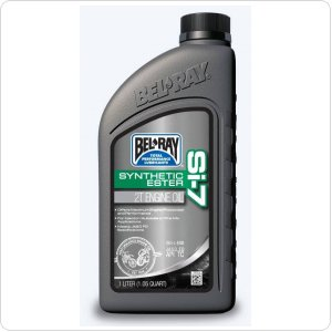 Масло моторное Bel-Ray Si-7 Synthetic Ester 2T Oil [1л]