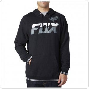 Толстовка FOX DEVIANT PULLOVER FLEECE [BLACK]