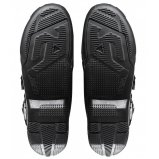LEATT Sole GPX 5.5 FlexLock Boots Pair [Black]