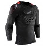 Мотозащита тела LEATT Body Protector AirFlex Stealth [Black]