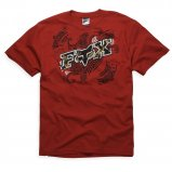 Футболка FOX Tahititat Tee [RED]