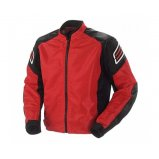 Мото куртка SHIFT Airborne Jacket [Red]