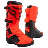 Мотоботы FOX COMP BOOT [FLO ORANGE]