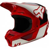Мотошлем FOX V1 MIPS REVN HELMET [Flame Red]