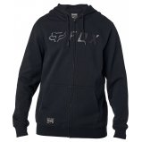 Толстовка FOX APEX ZIP FLEECE [Black]
