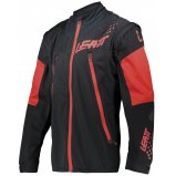 Мото куртка LEATT Jacket GPX 4.5 Lite [Black Red]