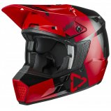 Мотошлем LEATT Helmet GPX 3.5 V21.3 [Red]