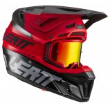 Мотошлем LEATT Helmet GPX 8.5 V21.1 + Goggle [Red]