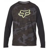 Футболка FOX TOURNAMENT TECH TEE [Black/Camo]
