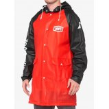 Дождевик Ride 100% TORRENT Raincoat [Red/Black]