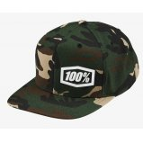 Кепка Ride 100% MACHINE SnapBack Hat [Camo]