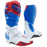 Мотоботы FOX Instinct Boot [BLUE RED]
